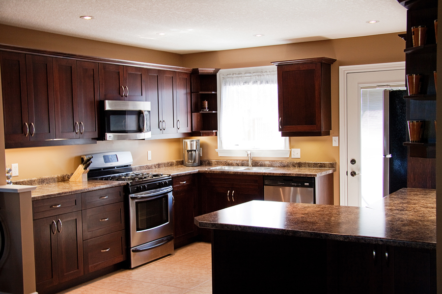 Kitchens Bentum Family Homes