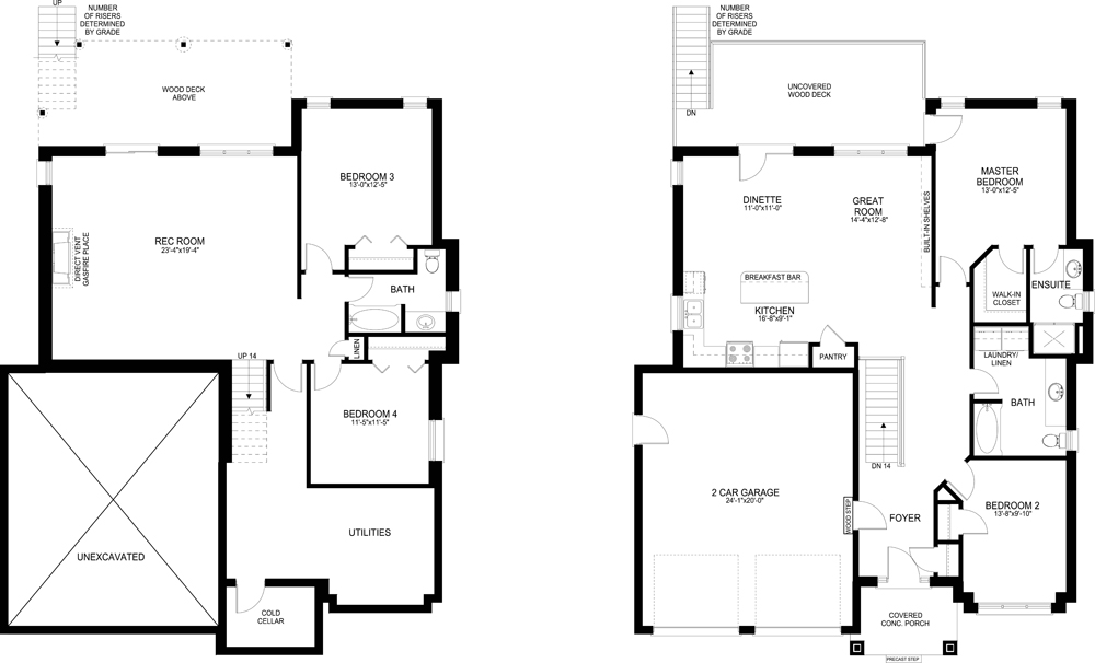 Fairwood Floor Plans-1